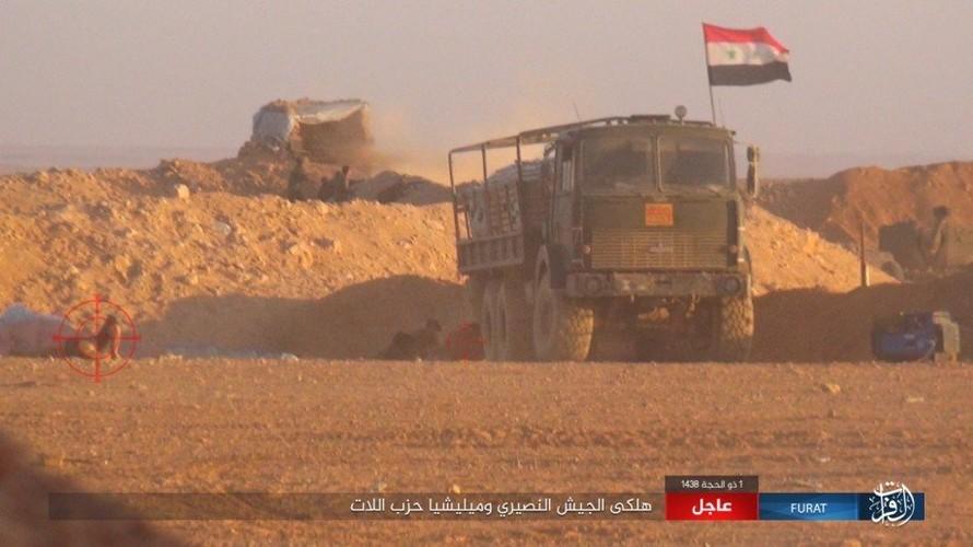 Anh: Phien quan IS phan cong du doi o mien nam Syria-Hinh-14