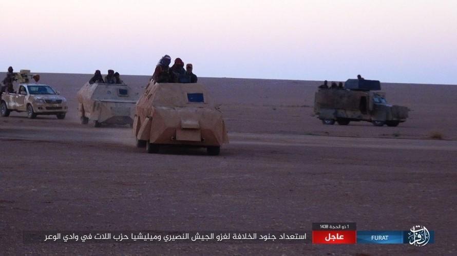 Anh: Phien quan IS phan cong du doi o mien nam Syria-Hinh-3