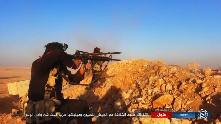 Anh: Phien quan IS phan cong du doi o mien nam Syria-Hinh-4
