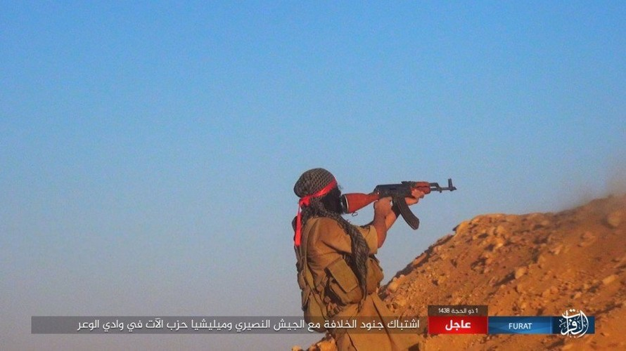 Anh: Phien quan IS phan cong du doi o mien nam Syria-Hinh-5