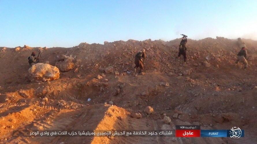 Anh: Phien quan IS phan cong du doi o mien nam Syria-Hinh-7