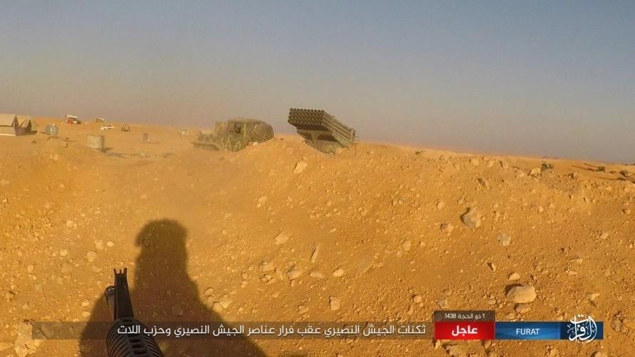 Anh: Phien quan IS phan cong du doi o mien nam Syria-Hinh-8