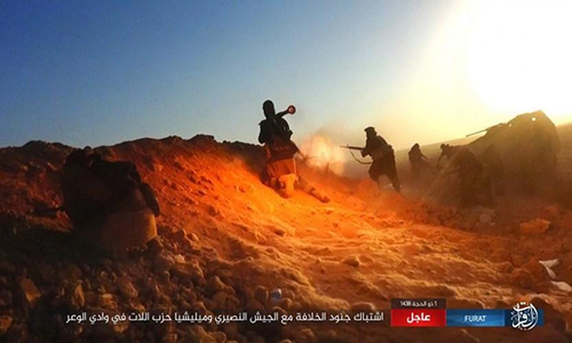 Anh: Phien quan IS phan cong du doi o mien nam Syria-Hinh-9