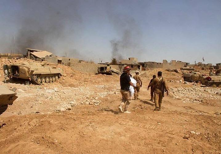 Anh: Tan cong nhu vu bao, quan Iraq thang lon o Tal Afar-Hinh-8
