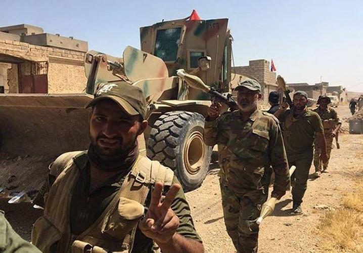 Anh: Tan cong nhu vu bao, quan Iraq thang lon o Tal Afar