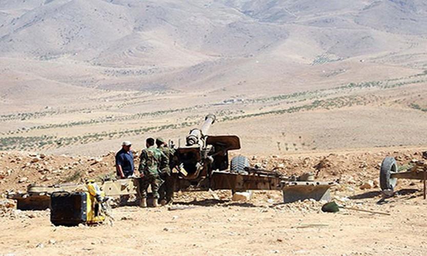 Anh: Quan doi Syria lai thang lon o Tay Qalamoun
