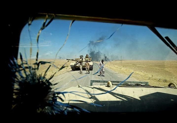 Anh: Iraq truy quet  IS tron khoi thanh pho Tal Afar-Hinh-10