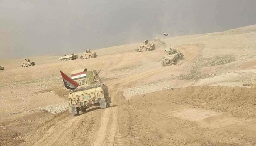 Anh: Iraq truy quet  IS tron khoi thanh pho Tal Afar-Hinh-11