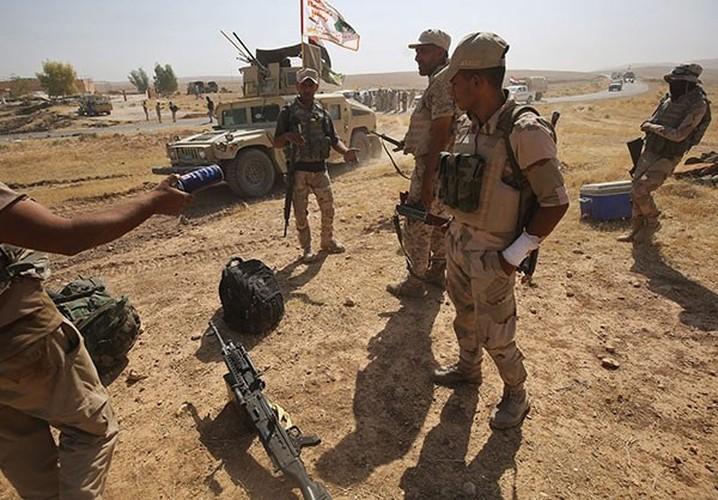 Anh: Iraq truy quet  IS tron khoi thanh pho Tal Afar-Hinh-2