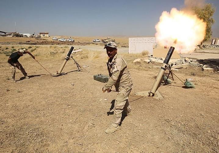 Anh: Iraq truy quet  IS tron khoi thanh pho Tal Afar-Hinh-3