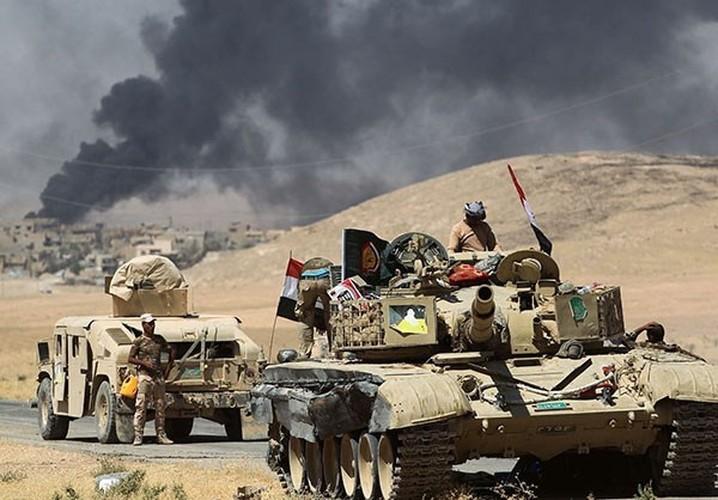 Anh: Iraq truy quet  IS tron khoi thanh pho Tal Afar-Hinh-4