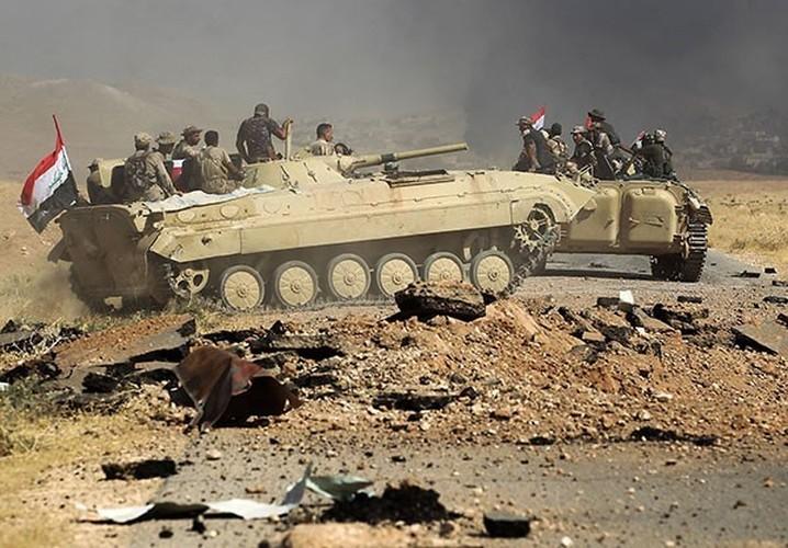 Anh: Iraq truy quet  IS tron khoi thanh pho Tal Afar-Hinh-5