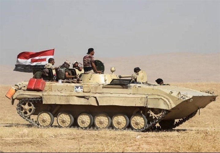 Anh: Iraq truy quet  IS tron khoi thanh pho Tal Afar-Hinh-6