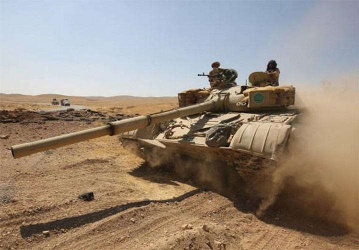 Anh: Iraq truy quet  IS tron khoi thanh pho Tal Afar-Hinh-7