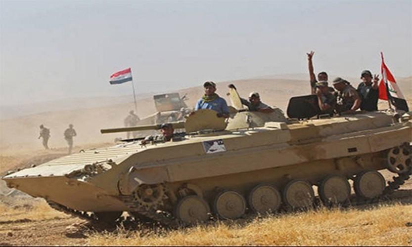 Anh: Iraq truy quet  IS tron khoi thanh pho Tal Afar-Hinh-8