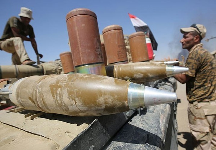 Anh: Iraq truy quet  IS tron khoi thanh pho Tal Afar-Hinh-9