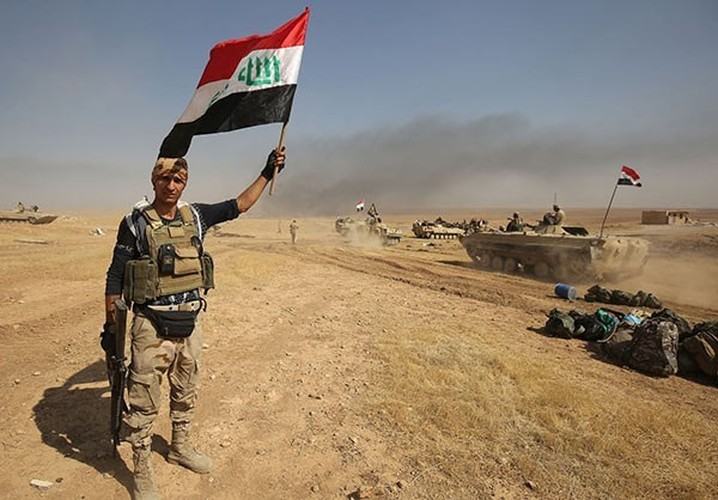 Anh: Iraq truy quet  IS tron khoi thanh pho Tal Afar