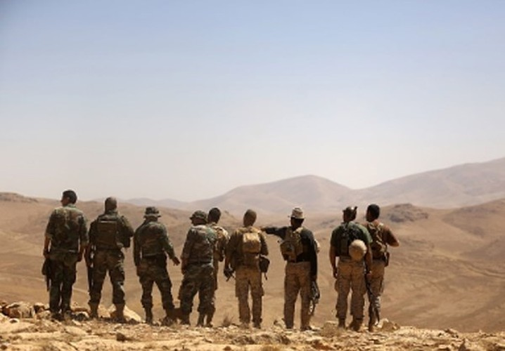 Hinh anh bien gioi Syria-Lebanon sach bong phien quan IS-Hinh-10