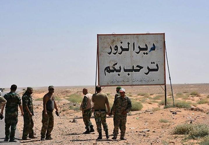 Anh: Quan doi Syria thua thang xoc toi o Deir Ezzor-Hinh-8