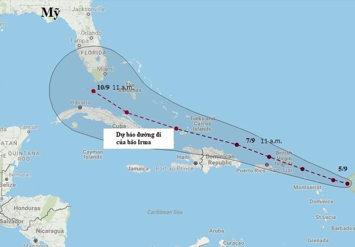Sieu bao Irma manh nhat trong 30 nam sap tan cong nuoc My-Hinh-8