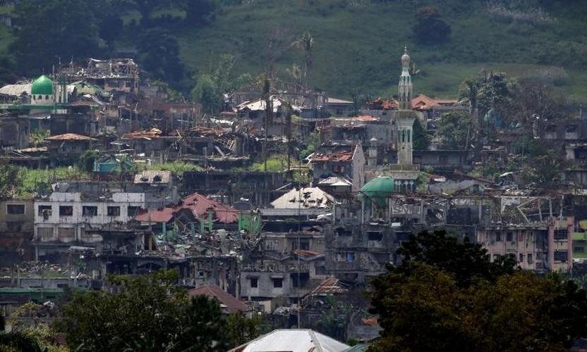 Khoc liet cuoc chien chua hoi ket o thanh pho Marawi-Hinh-10