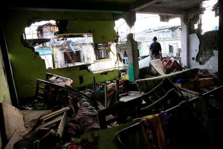 Khoc liet cuoc chien chua hoi ket o thanh pho Marawi-Hinh-12