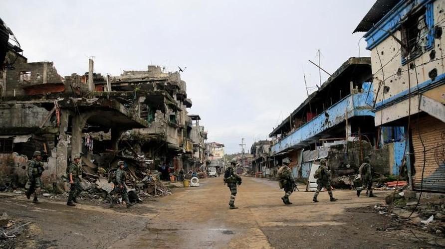 Khoc liet cuoc chien chua hoi ket o thanh pho Marawi-Hinh-4