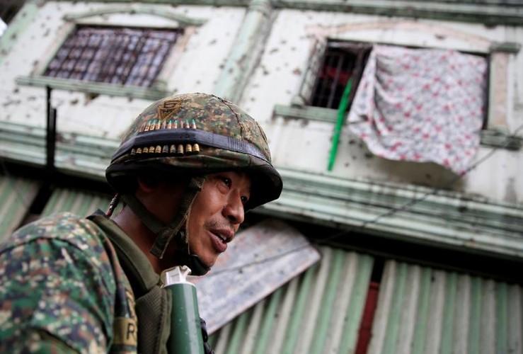 Khoc liet cuoc chien chua hoi ket o thanh pho Marawi-Hinh-5