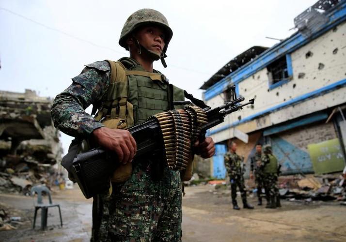 Khoc liet cuoc chien chua hoi ket o thanh pho Marawi-Hinh-8