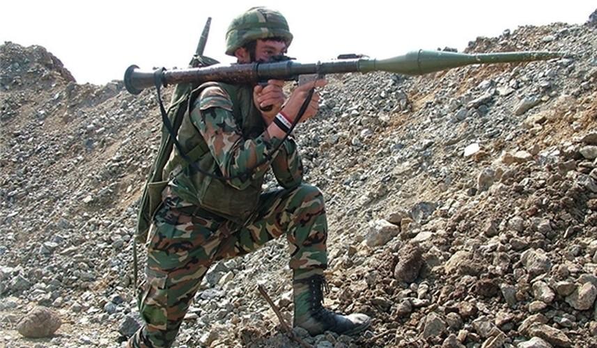 Anh: Phien quan IS chuyen  sang danh du kich o tinh Homs-Hinh-8