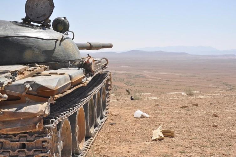 Anh: Quan doi Syria giai phong nhieu khu vuc gan Deir Ezzor-Hinh-11