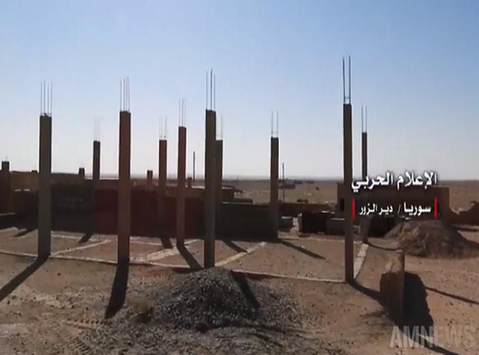 Anh: Quan doi Syria giai phong nhieu khu vuc gan Deir Ezzor-Hinh-12