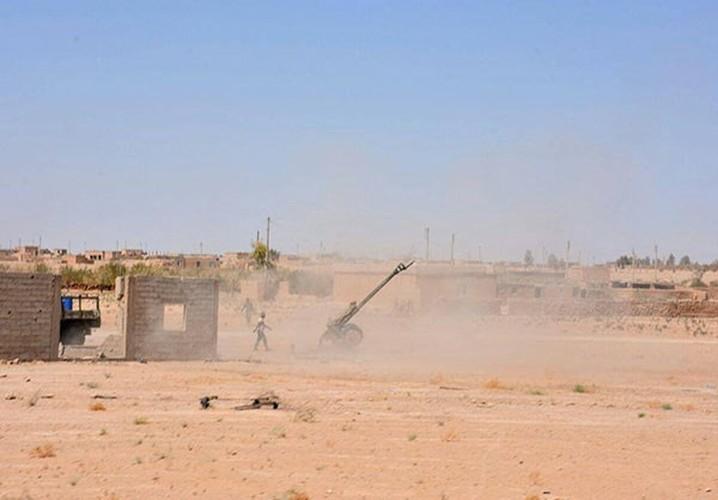 Anh: Quan doi Syria giai phong nhieu khu vuc gan Deir Ezzor-Hinh-2