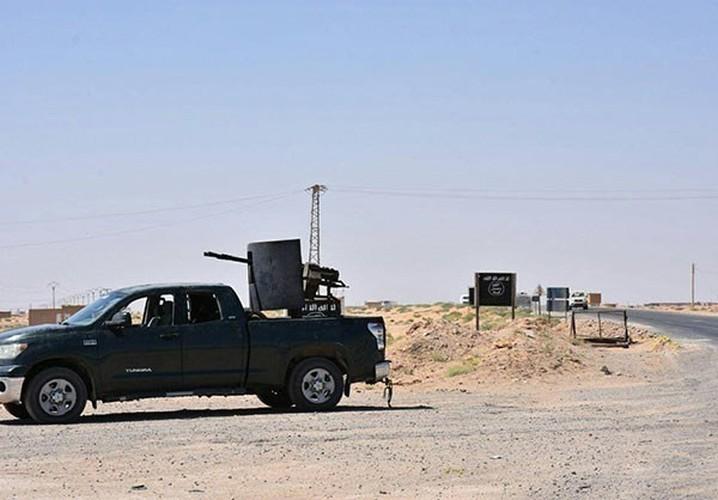 Anh: Quan doi Syria giai phong nhieu khu vuc gan Deir Ezzor-Hinh-3