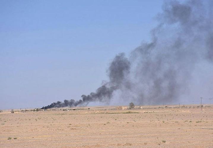 Anh: Quan doi Syria giai phong nhieu khu vuc gan Deir Ezzor-Hinh-4