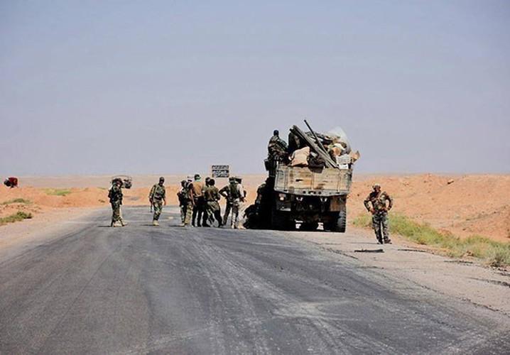 Anh: Quan doi Syria giai phong nhieu khu vuc gan Deir Ezzor-Hinh-5