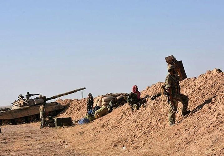 Anh: Quan doi Syria giai phong nhieu khu vuc gan Deir Ezzor
