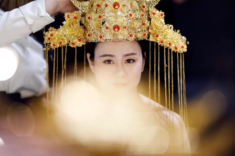 Cac cap doi Trung Quoc vung tien cho album anh cuoi-Hinh-9