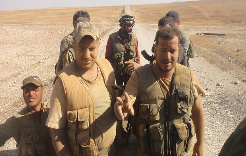 Anh: Quan Syria giai phong nhieu khu vuc o mien trung Syria-Hinh-2
