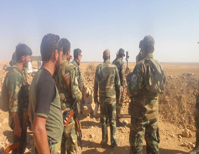 Anh: Quan Syria giai phong nhieu khu vuc o mien trung Syria-Hinh-4