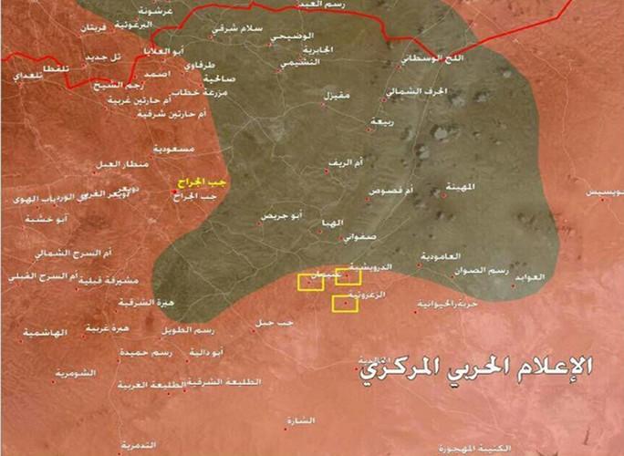 Anh: Quan Syria giai phong nhieu khu vuc o mien trung Syria-Hinh-6