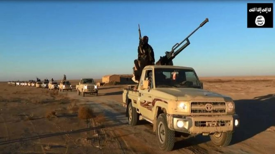 Anh: Quan Syria giai phong nhieu khu vuc o mien trung Syria-Hinh-8