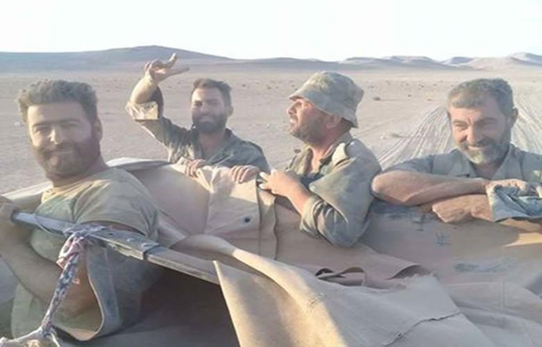 Anh: Quan Syria giai phong nhieu khu vuc o mien trung Syria-Hinh-9