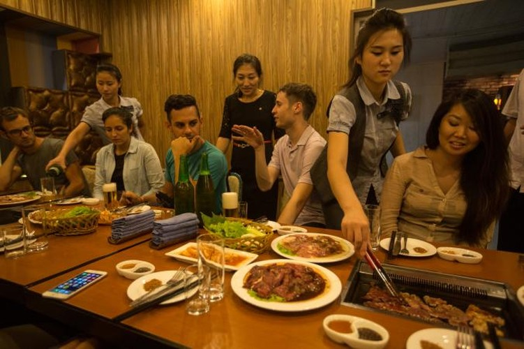 Binh di cuoc song o Trieu Tien qua anh National Geographic-Hinh-15
