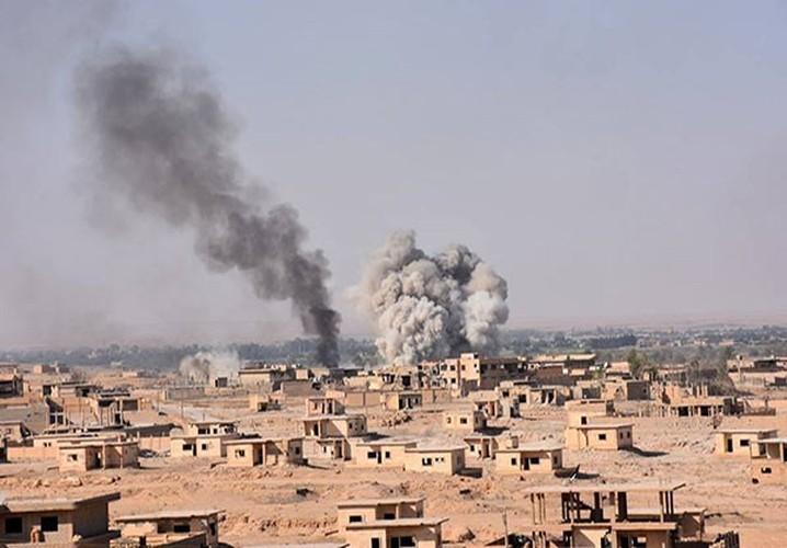 Anh: Quan doi Syria tan cong vu bao o Deir Ezzor-Hinh-10