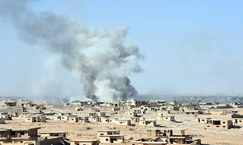 Anh: Quan doi Syria tan cong vu bao o Deir Ezzor-Hinh-7