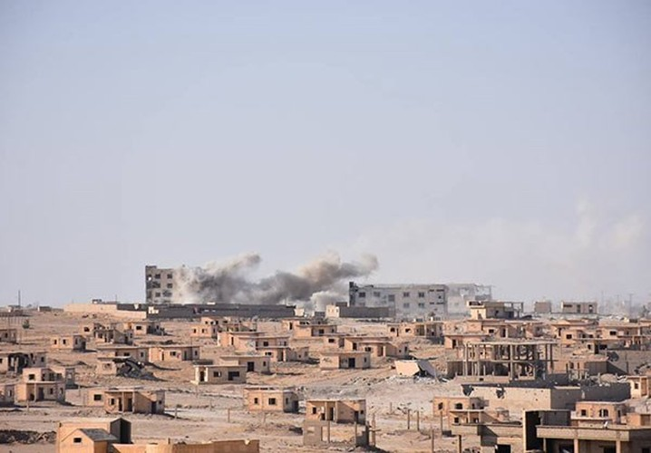 Anh: Quan doi Syria tan cong vu bao o Deir Ezzor-Hinh-9