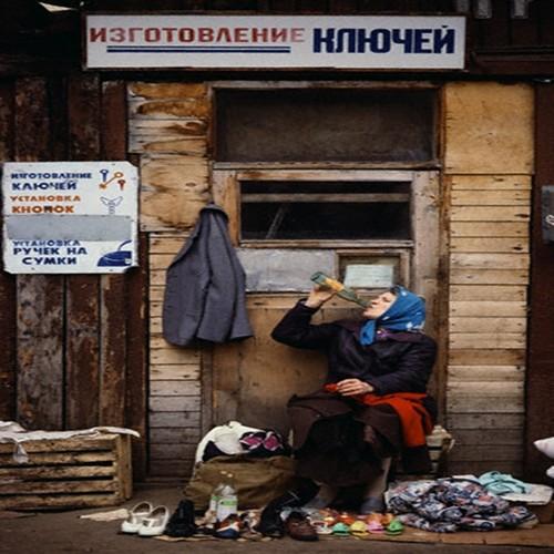 Anh: Cuoc song khon kho o nuoc Nga trong nhung nam 1990-Hinh-16