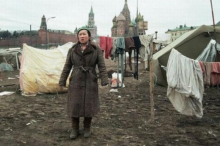 Anh: Cuoc song khon kho o nuoc Nga trong nhung nam 1990-Hinh-7