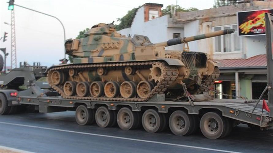Anh: Tho Nhi Ky tap trung binh luc sat bien gioi voi Syria-Hinh-12